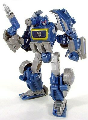 Transformers Generations War For Cybertron SOUNDWAVE Complete Deluxe Wfc