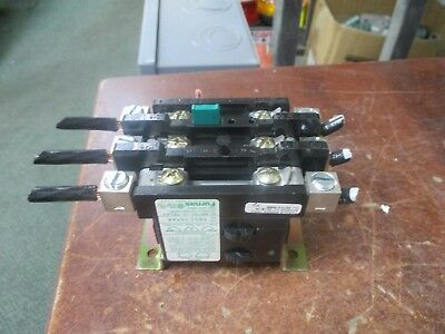 Furnas Overload Relay 48GC38AA4 3P 600V Used