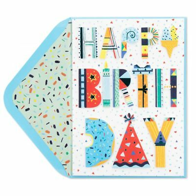 Papyrus Happy Birthday Card Super Cute Good For Anyone Retail