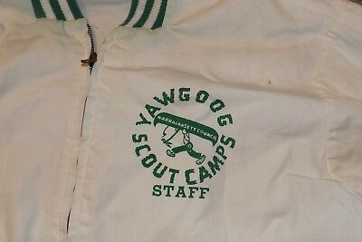 Boy Scout Jacket Narragansett Yawgoog Scout Camps Staff Boys Xl
