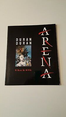 Duran Duran - 1985 Tritec - Arena the book