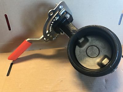 "*New* 4"" Victaulic Butterfly Valve"