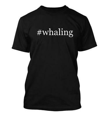 #whaling - Funny Hashtag Men's Hanes T-Shirt