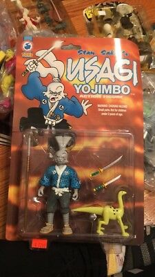 Stan Sakai S Usagi Yojimbo Antarctic Press Toys 1998 Action Figure