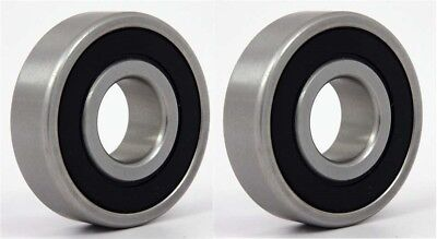 Skate Bearings - 8mm x 22mm x 7mm Twin Pack -- (AU Stock -- Fast Shipping)