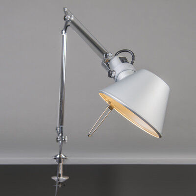 Artemide Tolomeo Mini Designer Desk Lamp with Clamp Included
