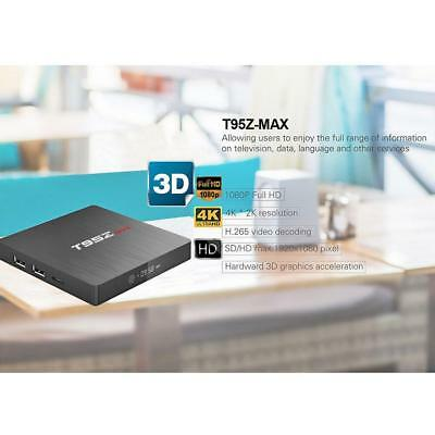 T95Z Max Smart Android 7.1 Set Top Box Octa Core WIFI TV Box 4K Media Player LOT