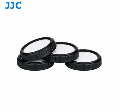 JJC RL-SE4 Writable Rear Lens Cap For Sony E mount lenses Camera 4x set _AU