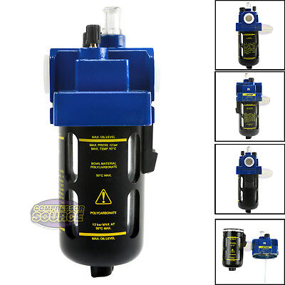 """Prevost 1/2"""" Compressed Air In-Line Oiler / Lubricator Inline Oil Lubrication"""