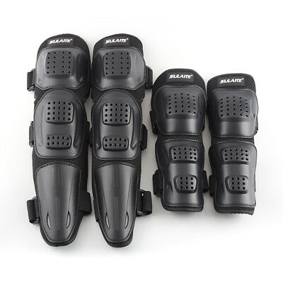 4X Motorcycle aults Racing Motocross Knee Pads Protector Guards Protective Gear