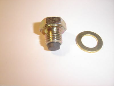 Aftermarket Magnetic Oil Drain Bolt Sump Plug Yamaha Yz125 Yz 125 74-04 New
