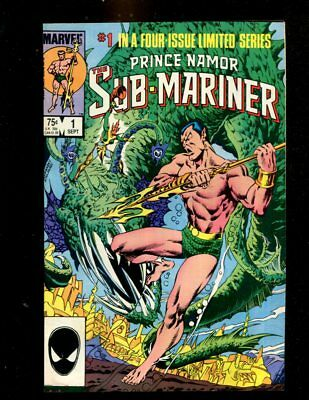 Prince Namor The Sub-Mariner #1 In A Four-Issue Limited Series Vf/nm   Xiv