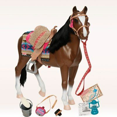 NEW Our Generation Thoroughbred Horse Kids Children Toy
