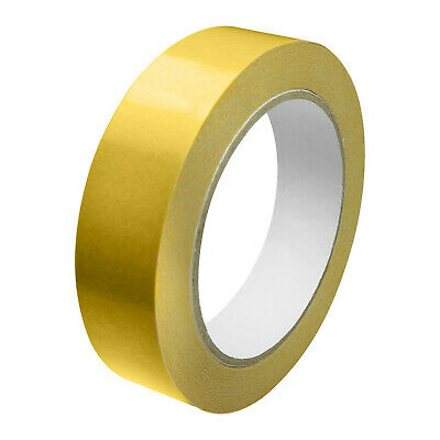 ( Eur. 0,05 / M-Eur 0,07 / M) Double Sided Adhesive Tape 80my 25 Mm x 25 M