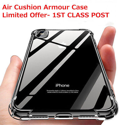 Luxury Ultra Slim Shockproof Bumper Case Cover for  iPhone6 X 8 7 5S Plus