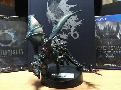 Final Fantasy XIV Heavensward Collector's Edition Japan ver. FFXIV EMS F/S NEW