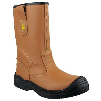 Amblers FS142 - Mens/Womens Safety Boot - Steel Toe/Midsole S3 WR