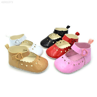 197A 5 Colors 3 Size Crib Shoes Lovely Cute Colorful Newborn