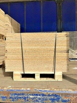 Chipboard 12mm 1000x1000 (50 Boards per pallet)  (Damaged stock)