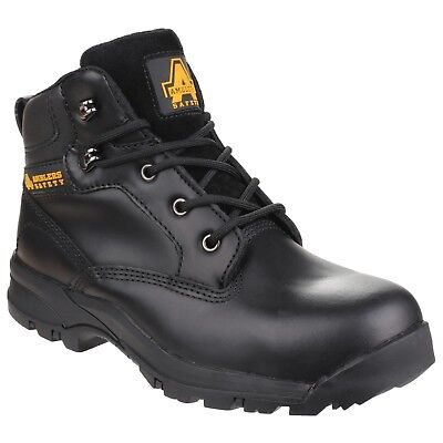 Amblers AS104 RYTON - Womens Safety Boot - Steel Toe/Composite Midsole S3 WR