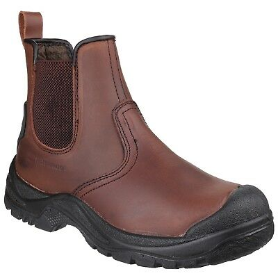 Amblers AS200 Skiddaw - Mens Safety Boot - Steel Toe/Midsole S3 WR