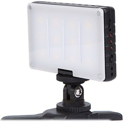 GVB GEAR PL12 Professional On Camera Dimmable LED Pocket Light