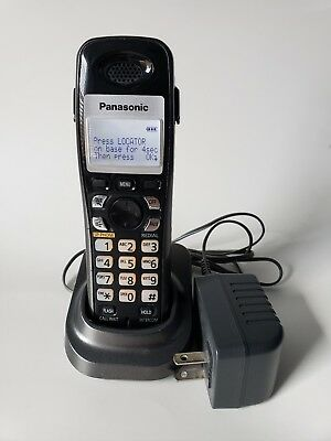 KX-TGA931T OEM PANASONIC Phone Handset With Belt Clip for KX-TG9300 SERIES A2.5