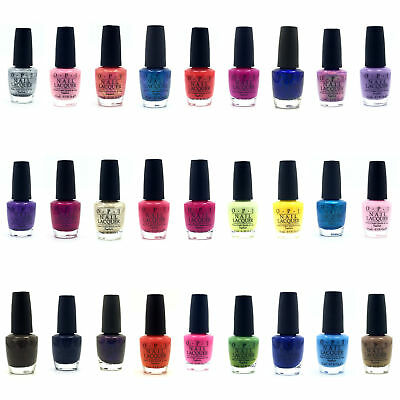 OPI Nail Lacquers 2015 Waterfall Soft/Bright Collection 30+ Colors