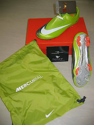 Nike Boots Football Shoes Mercurial Vapour 6 Lime 47,5
