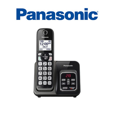 Panasonic KX-TGD530M Cordless Phone Call Block Answering Machine Handset