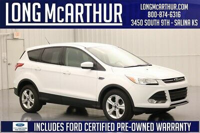 Ford Escape SE 2.5 LITER 4 CYLINDER POWER SEAT ALLOY WHEELS SYNC BLUETOOTH YNC POWER SEAT CERTIFIED PREOWNED FORD WARRANTY REAR VIEW CAMERA