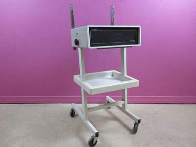 Chattanooga Intelect 7967 Ultrasound Therapy Mobile Cart Stand Combination Unit