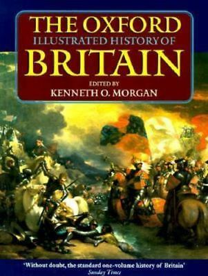 The Oxford Illustrated History of Britain-ExLibrary