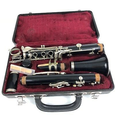 JUPITER SCL 631 CLARINET and CASE - For Parts