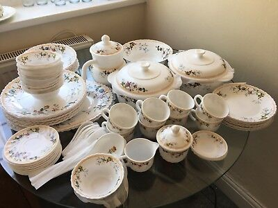Dinner set 72pcs For 8 Persons