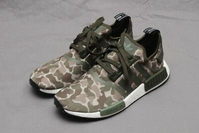 4cd2201fc ADIDAS NMD R1 Sesame trace Cargo base Green - Camo D96617 -  99.28 ...