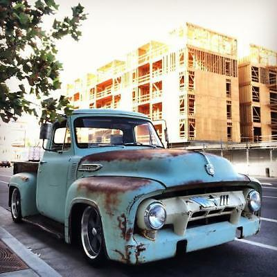 1953 Ford F-100 PATINA/ ALL WHEEL DRIVE 1953 Ford F100 PATINA/ ALL WHEEL DRIVE 2500 Miles Seafoam with rust highlig Pick
