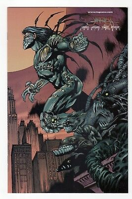 The Darkness (1996) #28 Keu Cha Connecting VARIANT Limited Edition