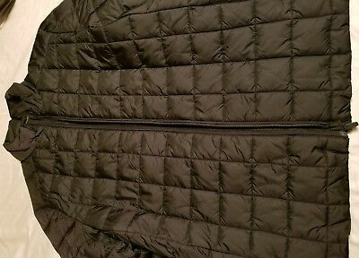 Scoth And Soda Quilted Jacket