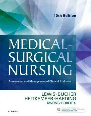 Medical-Surgical Nursing : Assessment and Management of Clinical Problems, Ha...