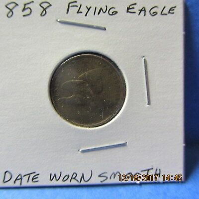 1858 Flying Eagle Small Cent