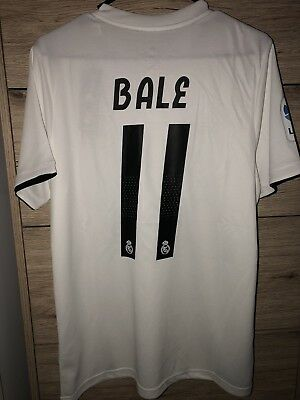 Real Madrid Gareth Bale 2018/19 football jersey Size Men Small
