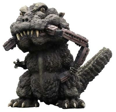 X-Plus DefoReal Series Godzilla 1954 Complete 130mm PVC Figure From Japan NEW