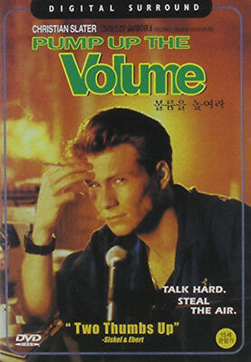 Pump Up the Volume / Allan Moyle (1990) - DVD new
