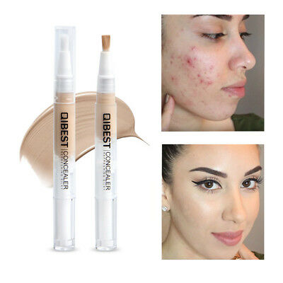 Strong Concealer Pen Liquid Face Eye Foundation Pen Conceal Spot Blemish Makeup
