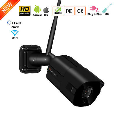 Wireless Security IP Camera 1080P HD 720P Outdoor WiFi Vedio Surveillance Webcam