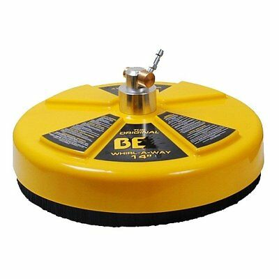 """14"""" Whirlaway Surface Cleaner BE1400 High Pressure Washer 4000psi (BE1400WAW)"""