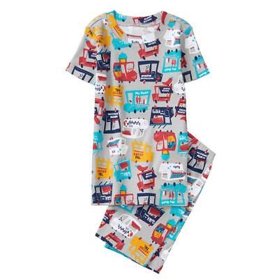 NWT Gymboree Boys gymmies Pajama set Food Truck Shortie many sizes