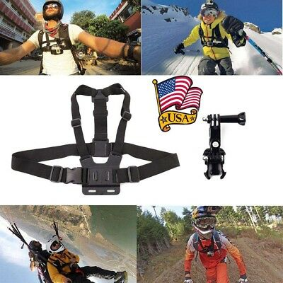 Chest Adjustable Harness Strap For GoPro Go Pro Hero Series Camera Mount