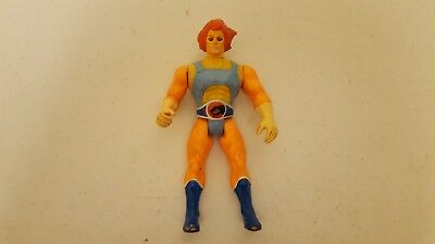 Vintage 1985 LJN Thundercats Lion-O Action Figure - ORANGE HAIR - Arm Works
